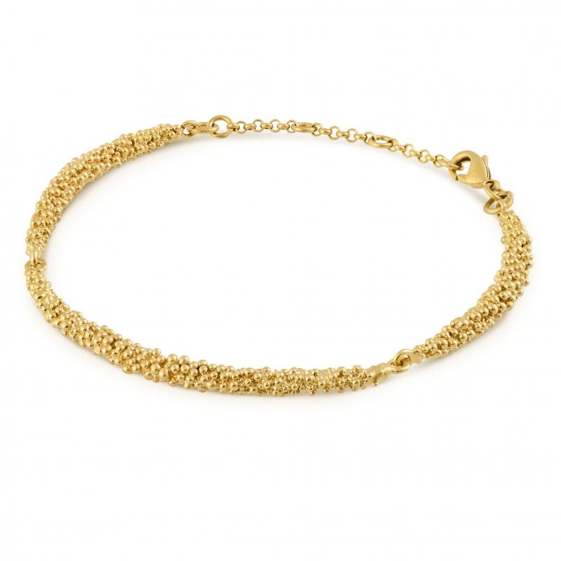 Polsera bany d'or