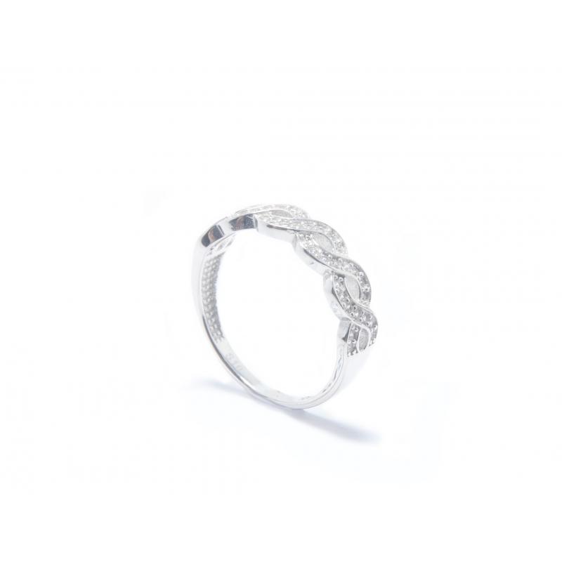 Anell plata i circonites