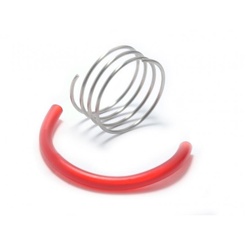 Recambio silicona para anillo acero